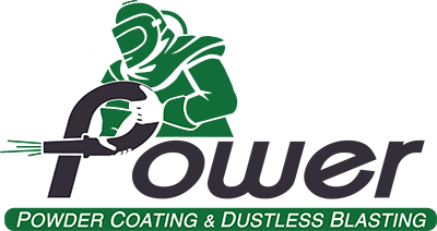 Power Powder Coating & Dustless Blasting logo